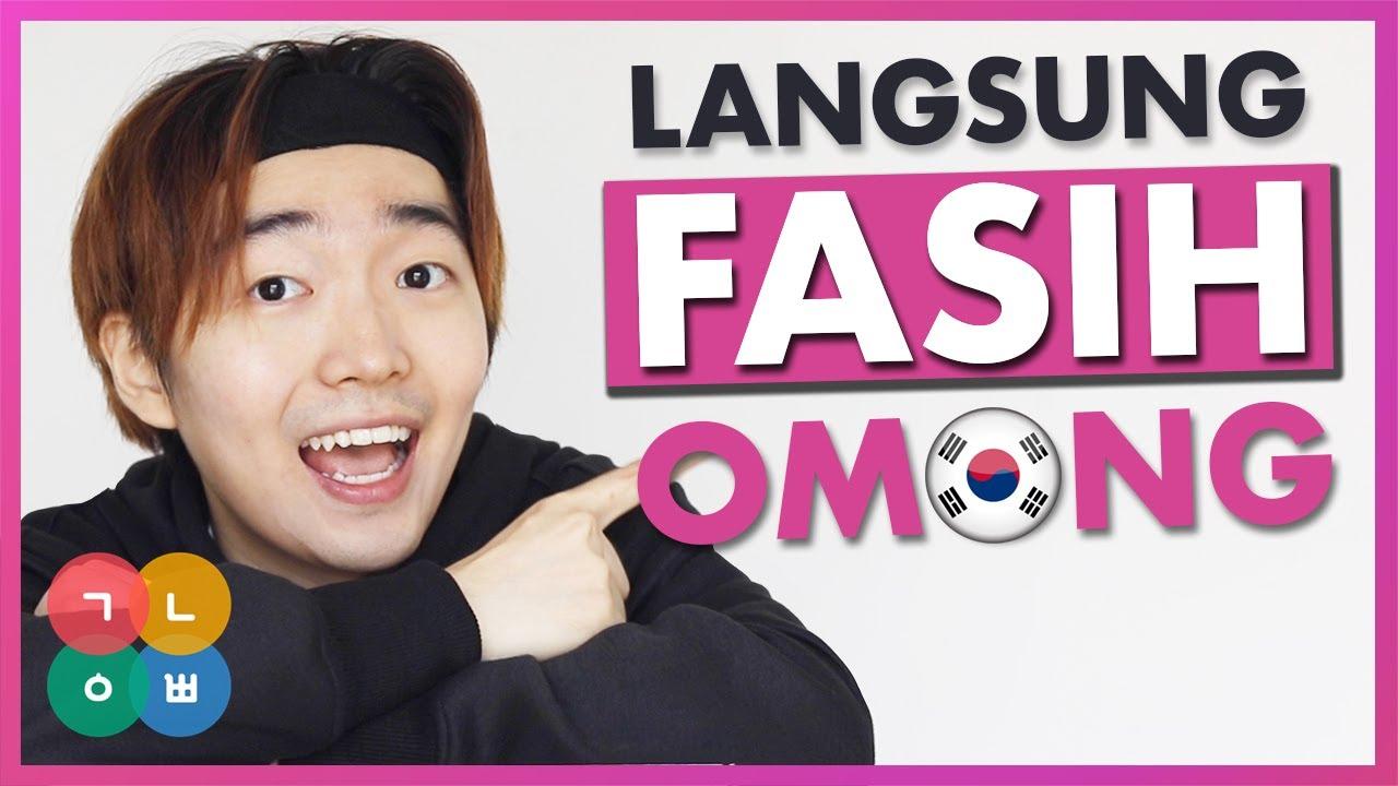 TIPS JAGO NGOMONG BAHASA KOREA | 반말 (Banmal) & 높임말 (Nopimmal)