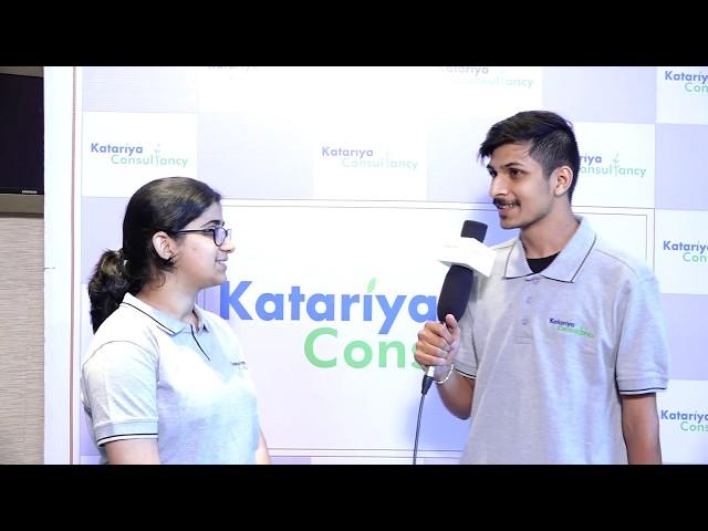 Katariya Consultancy - Team Testimonial