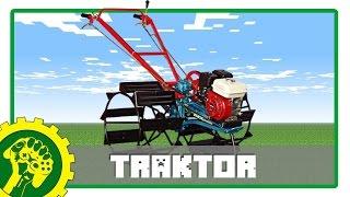Minecraft Tutorial - Membuat Traktor