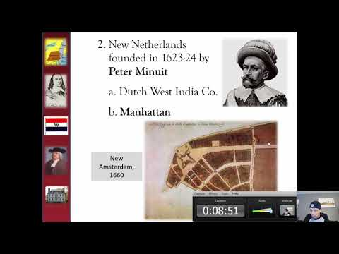 APUSH Middle Colonies Notes Video