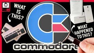 The Great Commodore Brand Heist | Nostalgia Nerd