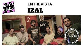 """Entrevista a IZAL """"Copacabana"""" (21/09/15)"""