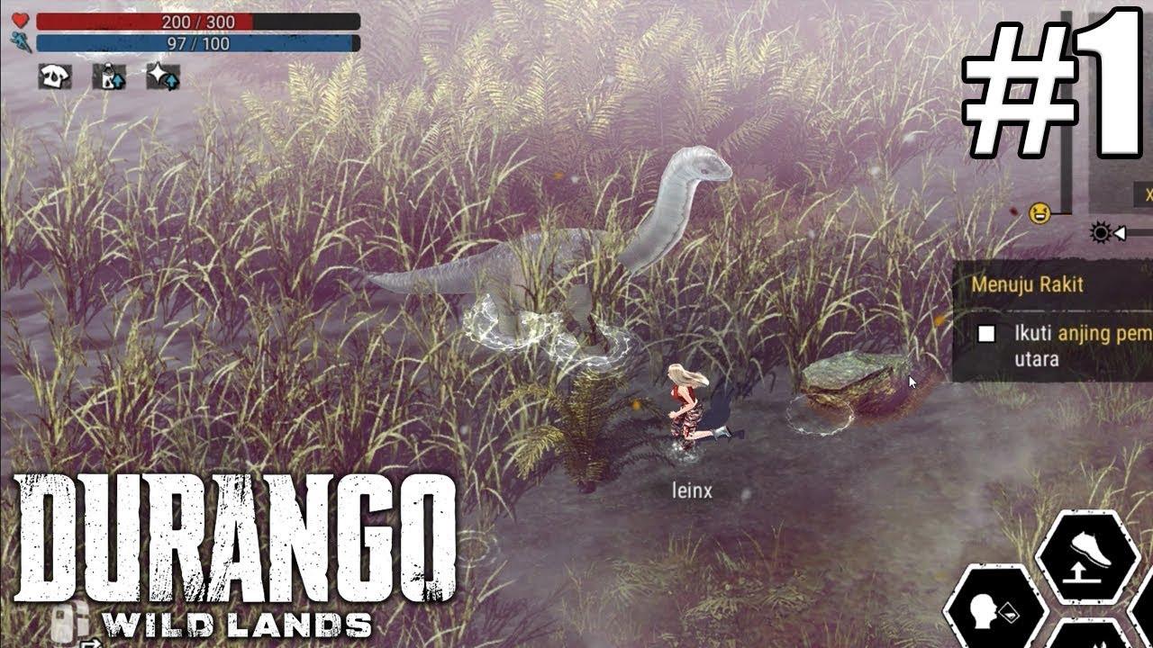 Akhirnyaaa    Bahasa Indonesia! | Durango Wild: Lands (Android) #1
