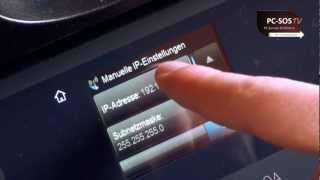 Netzwerkdrucker einrichten - PC SOS TV Episode 9 [HD]