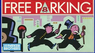 Ep. 97: Free Parking Card Game Review (Parker Brothers 1988 )