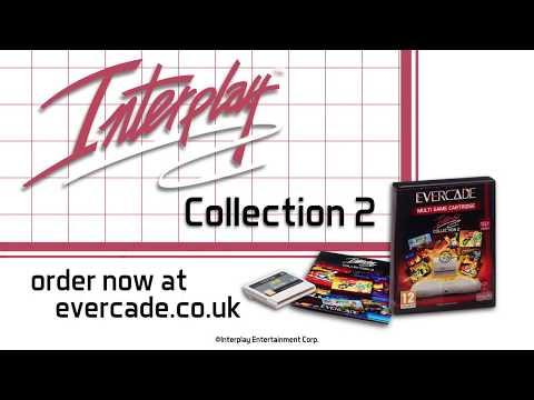 Evercade Interplay Collection 2 Cartridge Trailer