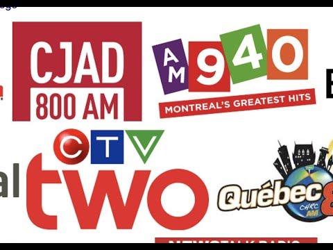 Montreal Radio - August 1990: (1/2)