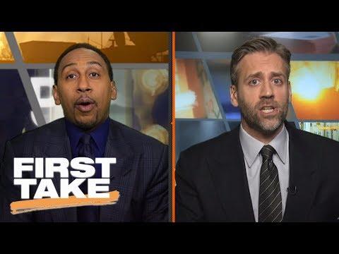 First Take debates Ezekiel Elliott dropping appeal to serve six-game suspension | First Take | ESPN