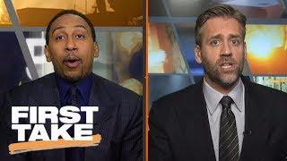 First Take debates Ezekiel Elliott dropping appeal to serve six-game suspension   First Take   ESPN
