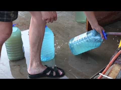 Как почистить скважину, колонку или колодец