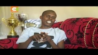 Paul Lonyangata na mkewe waliibuka washindi katika mbio za Paris