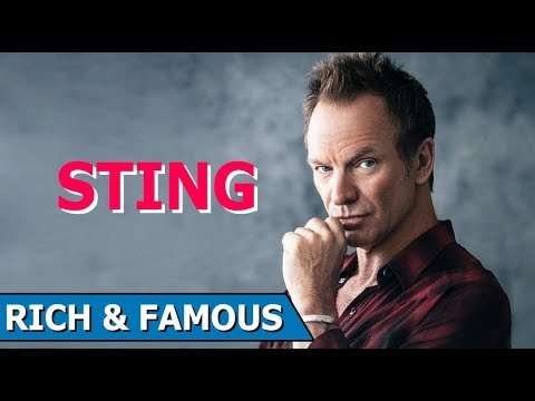 Sting | Musician, Singer & Songwriter | Rich & Famous | Short Biography