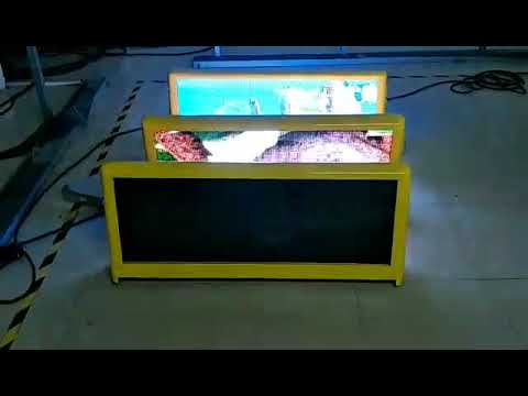 Taxi P5 Outdoor LED Display Screen LED Billboard LED Panel ...