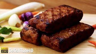 Resep & Cara Membuat Tempe Bacem