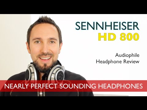 Sennheiser HD 800 Review - BEST Headphones in the World?