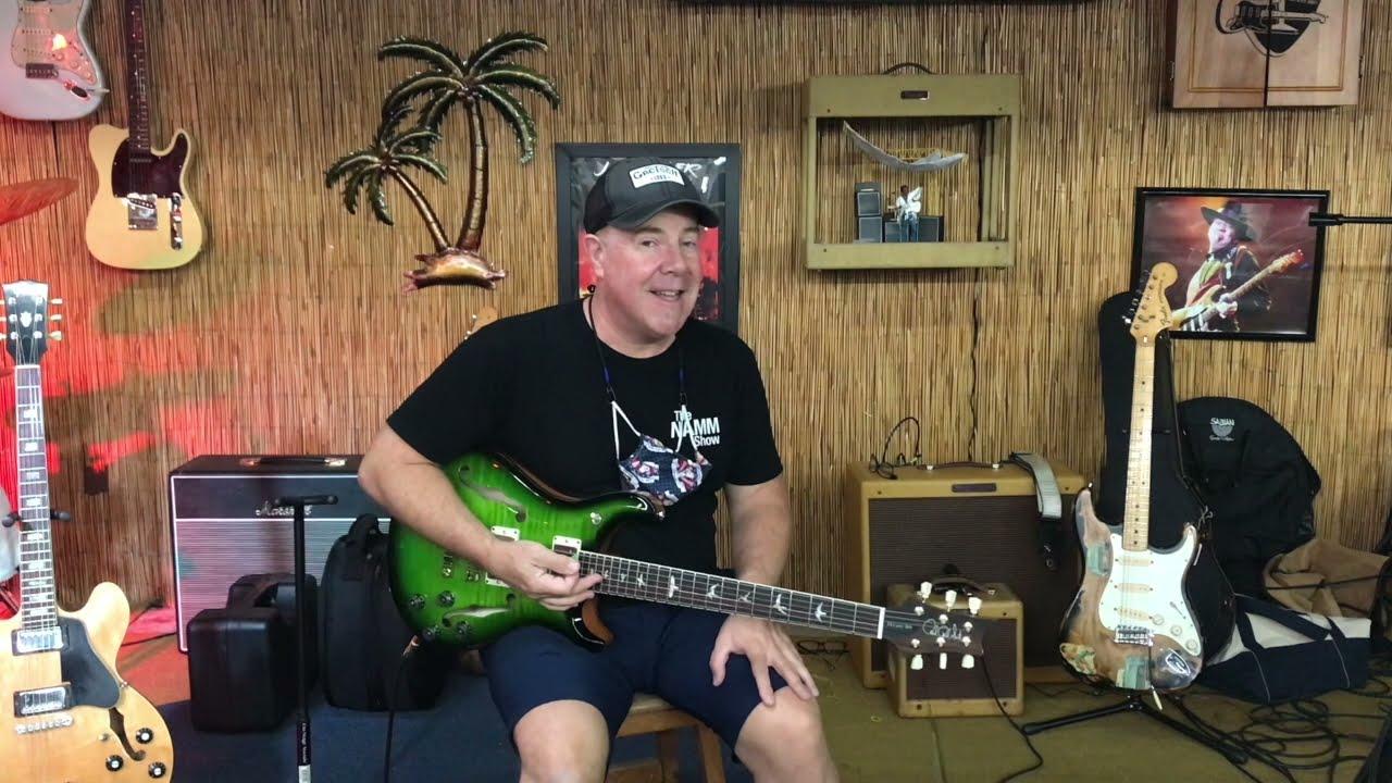 Download PRS McCarty 594 HBII VS 1969 Gibson ES340