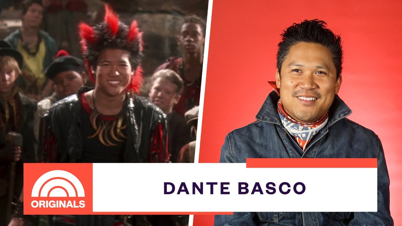 Hook Star Dante Basco On Best Moments As Rufio Working With Robin Williams Today Original