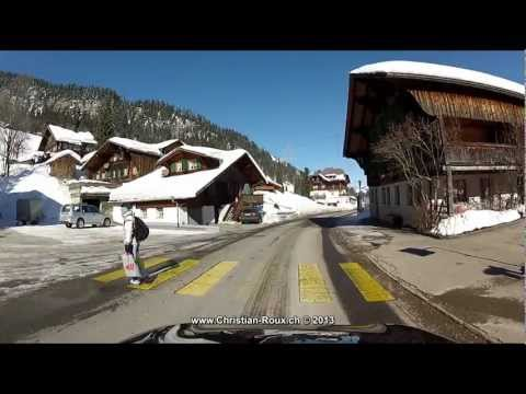 Switzerland 237 (Camera on board): Col du Pillon 2D (GoPro Hero2)