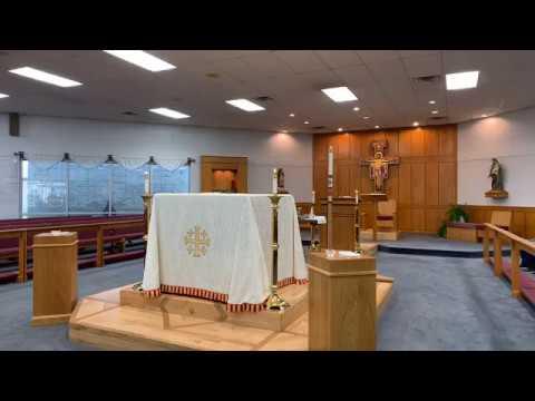 La misa y rosario - 19 de mayo de 2020