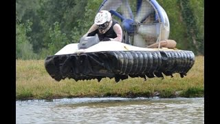 This is hovercraft racing - Team Friuli