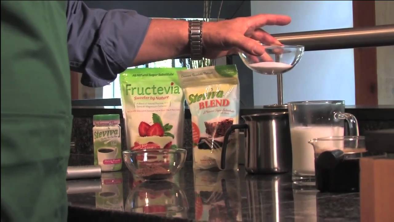 fructevia stevia y diabetes
