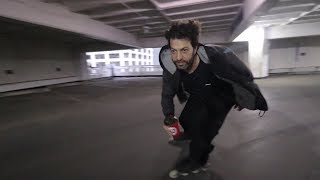 Wizard flow skate