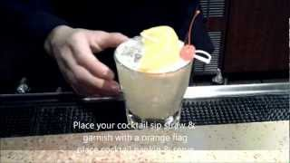 Bartendingwizard Whiskey Sour Recipe.