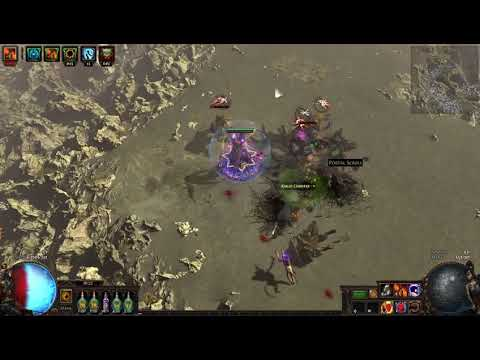 [3.0] CI Death Aura (Occultist) Desert Test Run for Build Guide