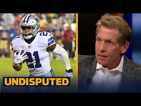 Judge rules that Ezekiel Elliott can play during Week 9 - Skip Bayless reacts | UNDISPUTED