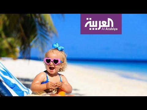 صباح العربية | النظارات الشمسية ضرورة لطفلك