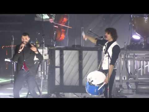 "for King & Country - ""Little Drummer Boy"" - Honda Center - Anaheim, CA 12-16-16"