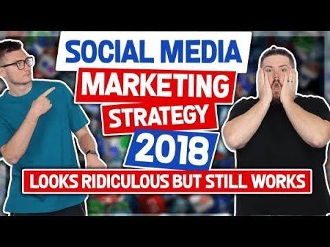 Social Media Marketing Strategy in 2018 - RIDICULOUS Agency Tips + Tutorial | Nine University
