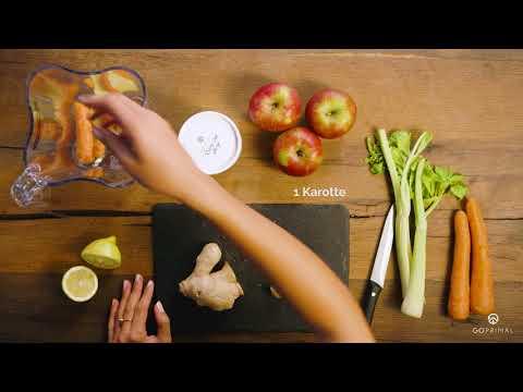 Superfood Rezepte von GoPrimal | Vitamin Rising Energy