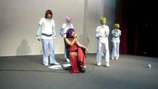 SOYA 2009  Gundam 00 cosplay competition