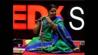 Mesmerizing melodies: Sikkil Mala Chandrasekhar at TEDxSairam