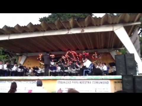 Frosty el muñeco de nieve- Banda Sinfonica De Villa Nueva
