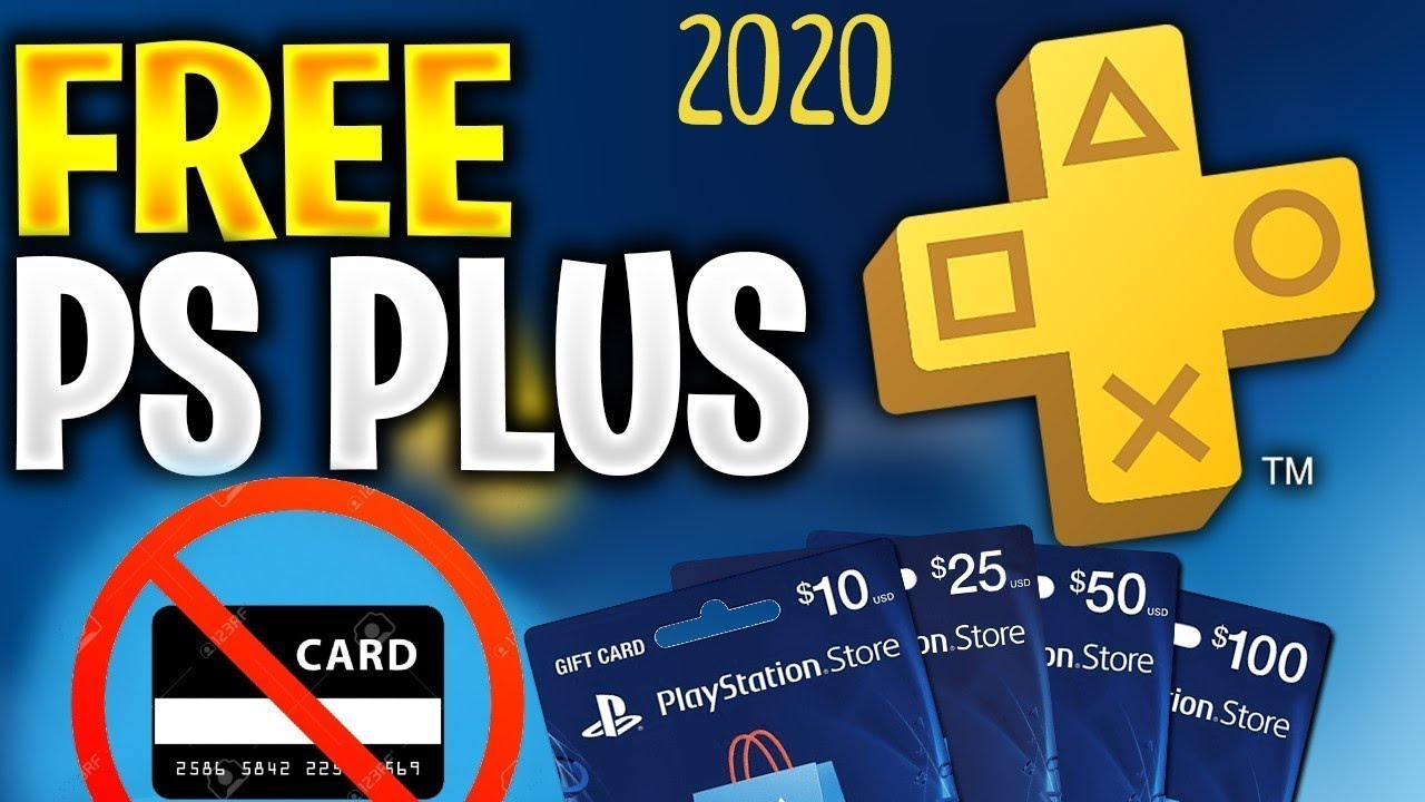 how to use ps plus for free