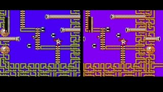 How to zip through walls in Mega Man 2 NES: Item-1 zip glitch guide/tutorial