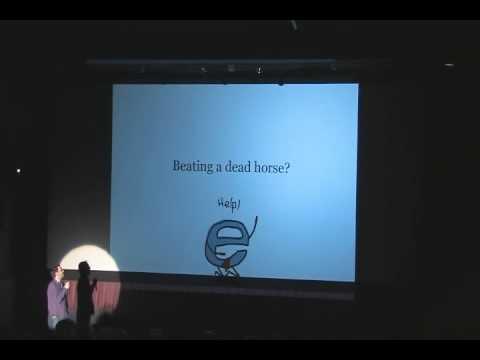 Benjamin Kimball - Internet Explorer 6, the Bell Tolls for Thee!