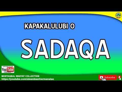 FADLOS SADAQA - ALEEM BASHIER MANALAO MOSTAQBAL (Former Governor Lanao del Sur)
