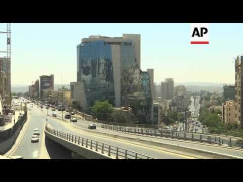 Amman is most expensive city in MidEast