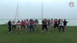 Idolater K-pop Camp 2015 - Flashmob - Balaton