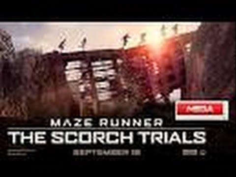 Descargar Maze Runner: Prueba de Fuego en español