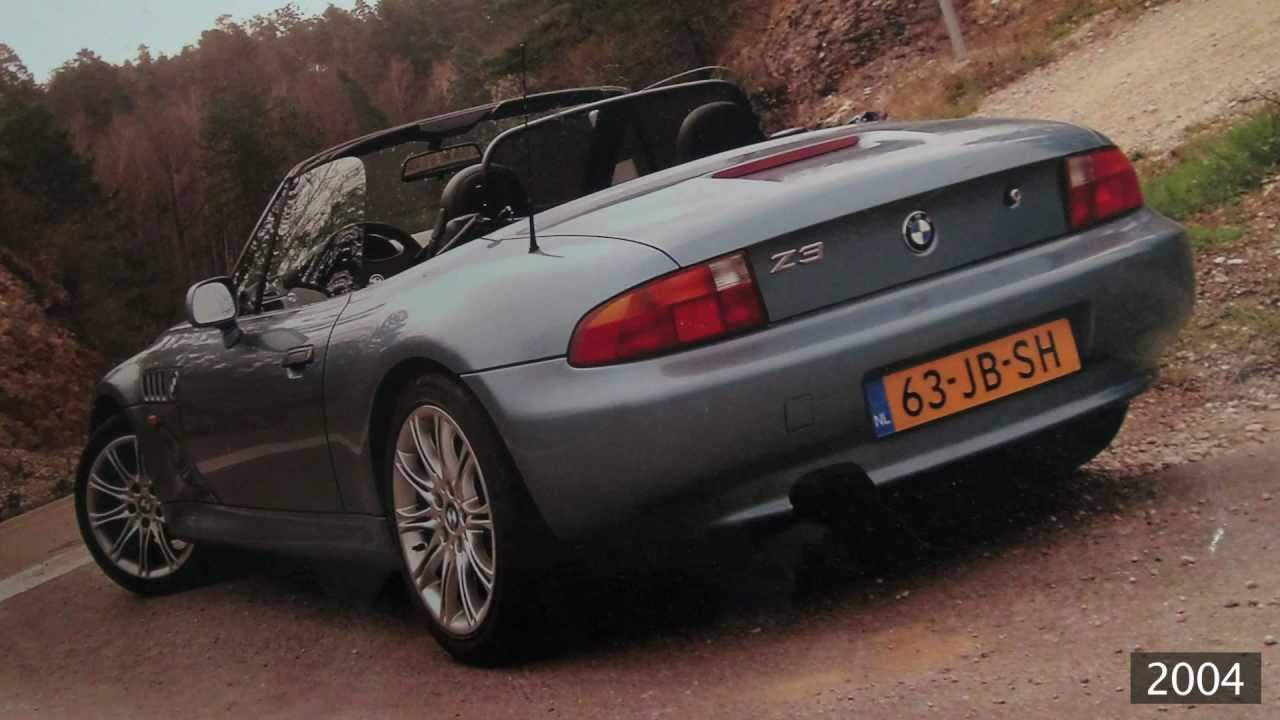 Bmw Z3 1 9 16v Roadster Youtube