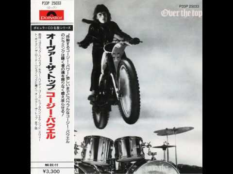 COZY POWELL - OVER THE TOP [320 kBPS]