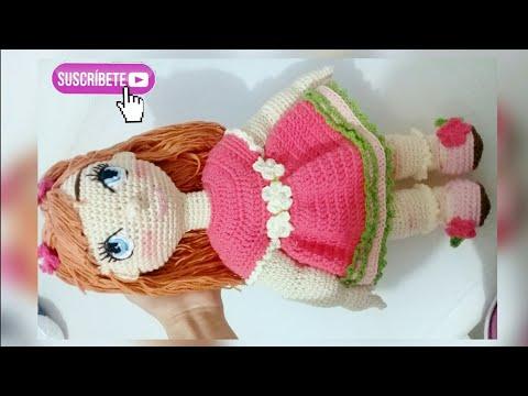 Boneca Pity Amigurumi no Elo7 | Crocheteria da Maria (CF279D) | 360x480