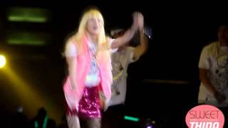 [full fancam] 110820 SHINee my first kiss Taemin ver.@1st Concert in Nanjing