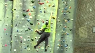 Climbing Technique - Deadpoint