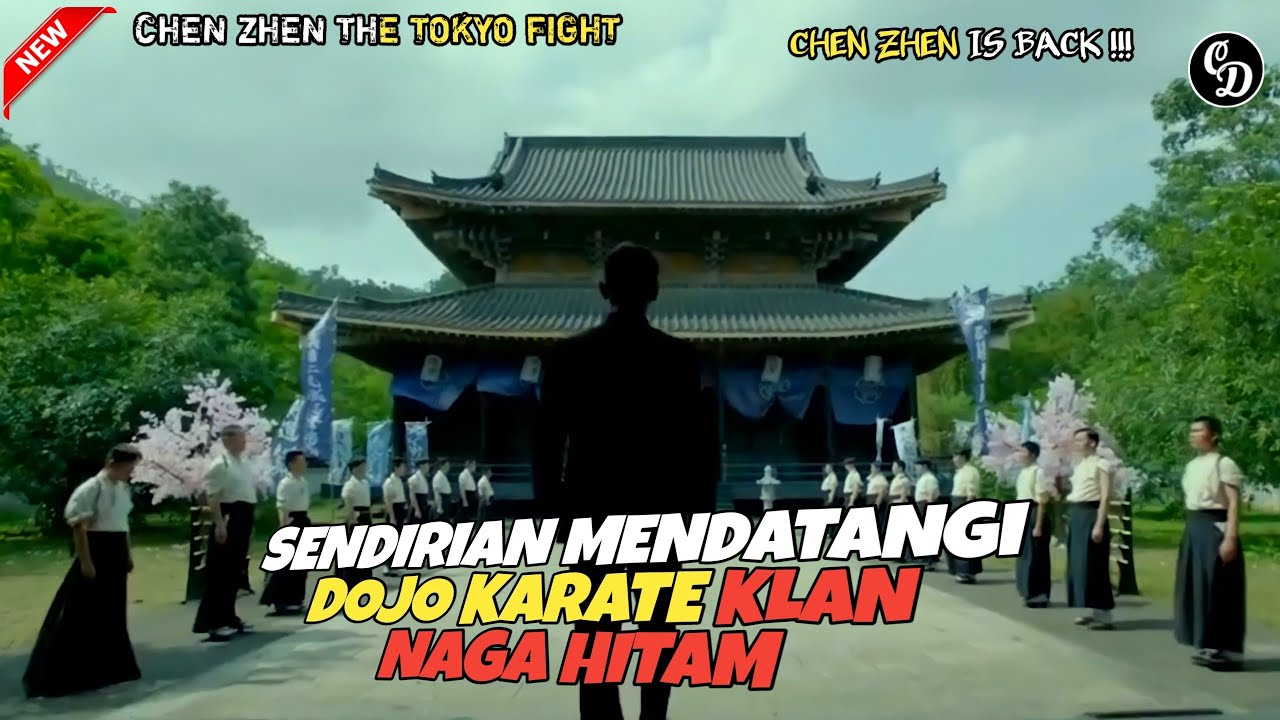 Download PERTARUNGAN CHEN ZHEN MELAWAN MASTER KARATE || Alur Cerita Film - CHEN ZHEN THE TOKYO FIGHT