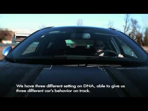 Alfa Romeo Giulietta - DNA and Active Safety